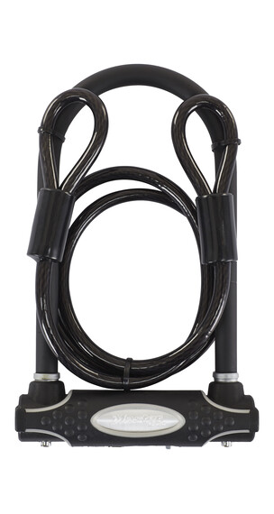 Masterlock 8274 - Candado de cable - 13 mm x 210 mm x 110 mm negro